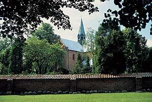 Oplev sorø klosterkirke