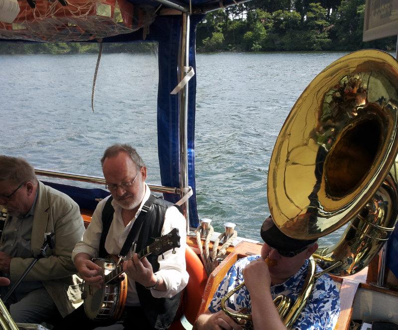 Specialtur Jazz på Sorø sø